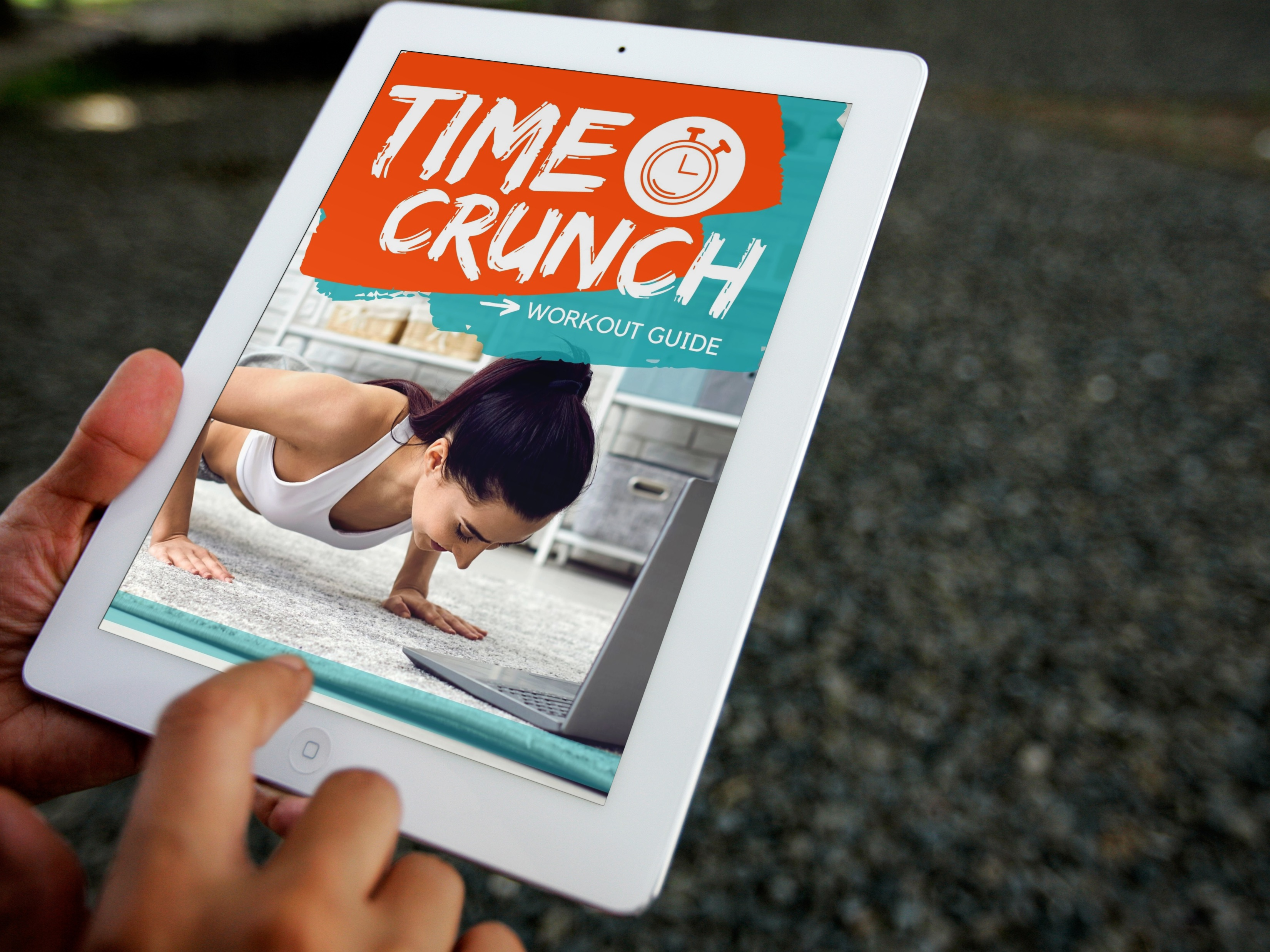 Time Crunch Workout Guide